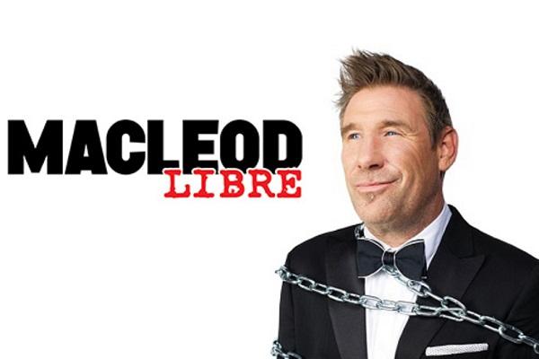PETER MACLEOD   LIBRE