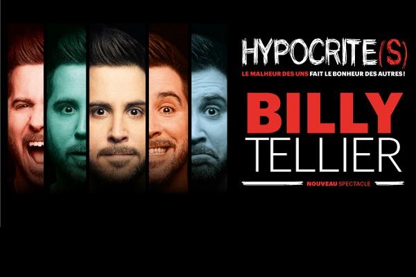 BILLY TELLIER