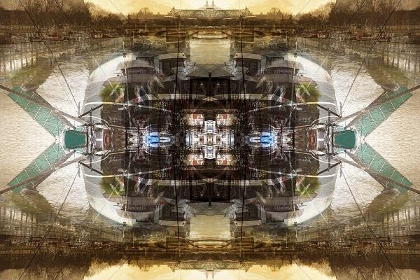 AXEL BUSSMEYER | LES TEMPLES MAGIQUES