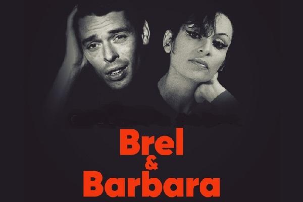 BREL & BARBARA | HÉROS FRAGILES
