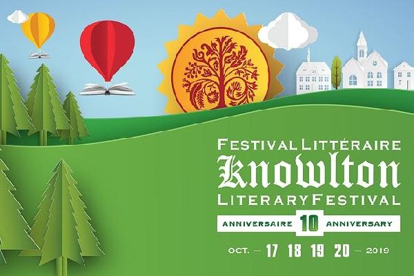 KNOWLTON LITERARY FESTIVAL | FRIDAY, OCTOBER 18