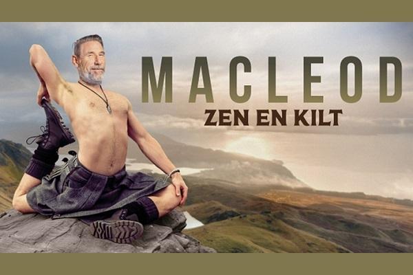 PETER MACLEOD | ZEN EN KILT